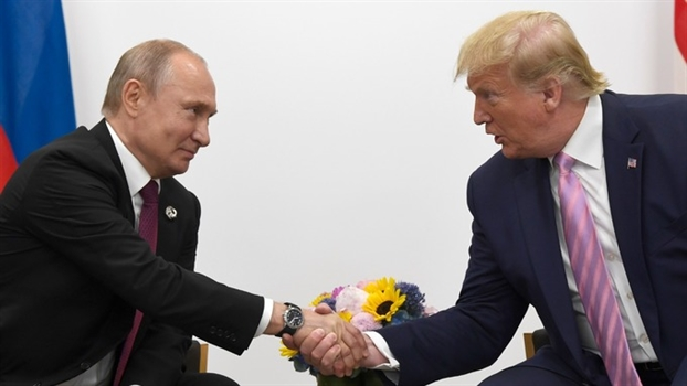 Tong thong Putin cam on My giup dap tan cuoc tan cong khung bo truoc them nam moi