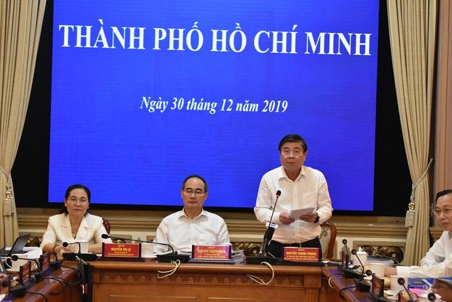 TPHCM kien nghi Chinh phu nhieu noi dung ve co che dac thu