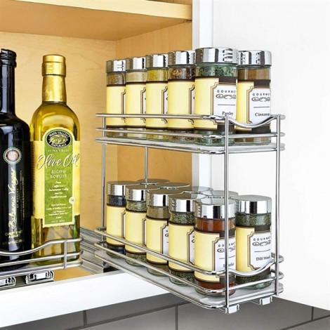 Ngắm các mẫu kệ gia vị tốt nhất dành cho một nhà bếp hiện đại