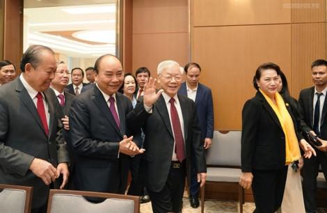 Tổng Bí thư, Chủ tịch nước Nguyễn Phú Trọng: Vụ MobiFone - AVG có tính răn đe rất lớn