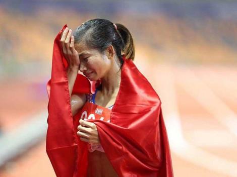 Nguyễn Thị Oanh là Vận động viên số 1 của thể thao Việt Nam năm 2019