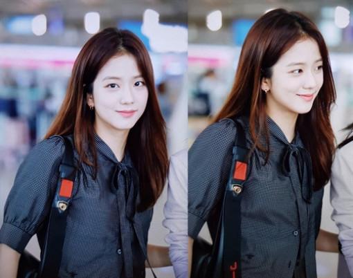 Dù diện tóc đơn giản, các mỹ nhân BlackPink vẫn đẹp bất chấp tại sân bay