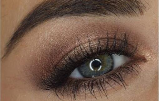 Clip: Trang điểm mắt khói tông nâu cho nàng cá tính