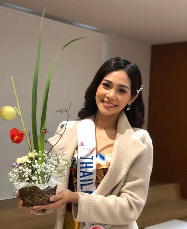 Nhan sac Thai Lan 'thang hang' tai cac cuoc thi Hoa hau nam 2019