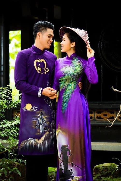 Gia dinh dien vien Le Phuong - ca si Trung Kien: Di that xa tren con duong hanh phuc
