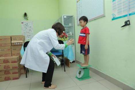 80% bé cải thiện tình trạng suy dinh dưỡng sau 7 tháng được Nutifood chăm sóc