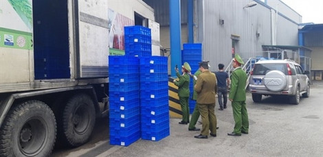 MM Mega Market phủ nhận 5 tấn phụ phẩm động vật Trung Quốc trong khuôn viên của mình