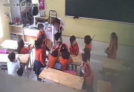 Chủ tịch UBND TP.Hà Nội chỉ đạo xử lý nghiêm vụ 17 phụ huynh tố cô giáo bạo hành học sinh