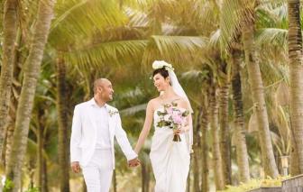 Siêu mẫu Xuân Lan đã bí mật kết hôn ngay ngày đầu năm