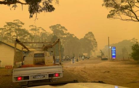 4 người thiệt mạng tại Úc do cháy rừng dịp đầu năm