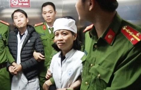 Khởi tố thêm 6 điều dưỡng Bệnh viện Nhi Nam Định liên quan đến vụ `ăn bớt` thuốc