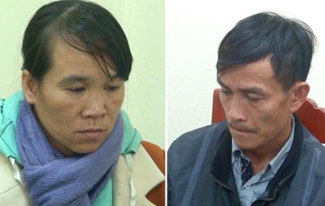 Bắt cặp đôi đưa hàng chục người sang Trung Quốc làm việc 'chui'