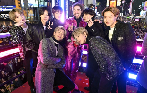 BTS - nghệ sĩ châu Á duy nhất trong 10 nghệ sĩ ảnh hưởng nhất thập kỷ