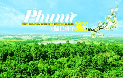 Mời bạn đón đọc giai phẩm Xuân Canh Tý của Báo Phụ Nữ TPHCM