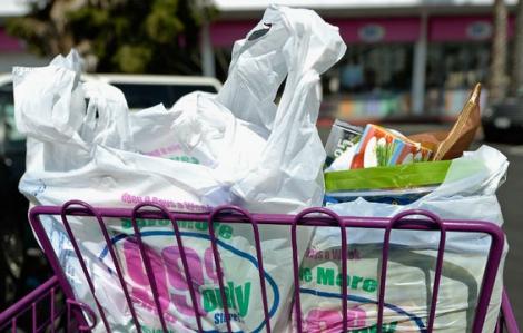 Thái Lan cấm túi nhựa dùng một lần