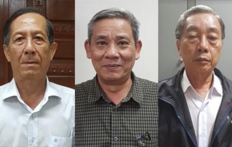 Khởi tố, bắt tạm giam 2 nguyên Phó Chánh Văn phòng TPHCM