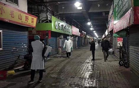 Bộ Y tế theo dõi virus lạ từ Trung Quốc để tránh lây lan sang Việt Nam