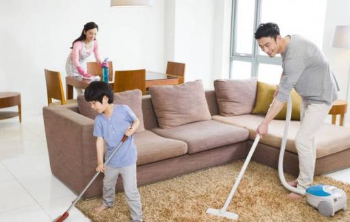 Dọn nhà đón tết: Giao cho con hay thuê dịch vụ?