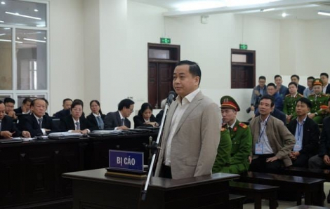 Bị cáo Phan Văn Anh Vũ: 'Sao Hội đồng xét xử cứ gọi là Vũ nhôm'