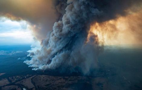 Những đám cháy tại Úc tự tạo ra kiểu thời tiết riêng để duy trì sự tàn phá