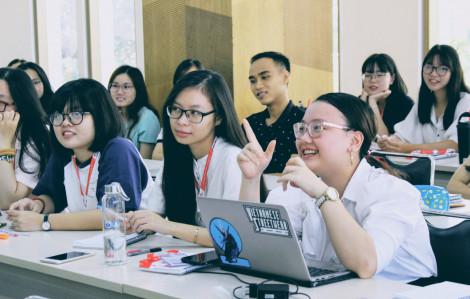 Trường ĐH Quốc tế miễn thi ngoại ngữ cho thí sinh có IELTS, TOEFL iBT
