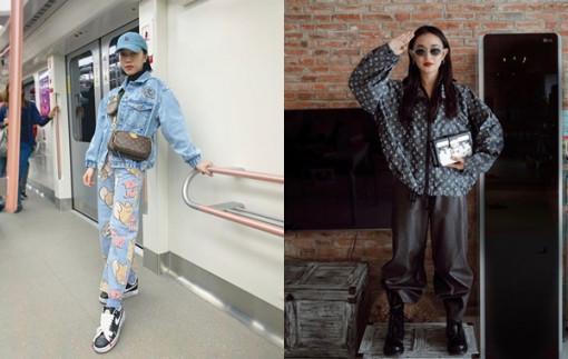 Sao đẹp tuần này: Diệu Nhi, Châu Bùi khoe phong cách 'chất' đầu năm 2020