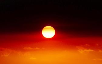 Cháy rừng biến bầu trời nước Úc trở nên giống hệt lá cờ thổ dân