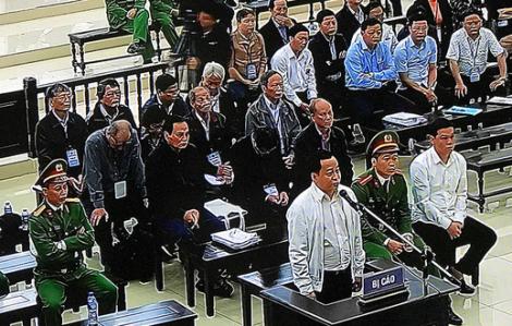 Bị cáo Phan Văn Anh Vũ: 'Bản thân tôi có tội không sao nhưng nhục nhã cho lãnh đạo thành phố'
