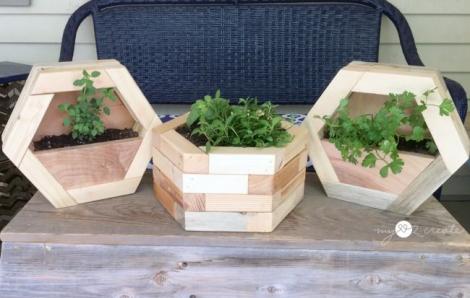 Những cách đơn giản tạo nên đồ vật cực kỳ tiện dụng từ những mảnh gỗ bỏ đi