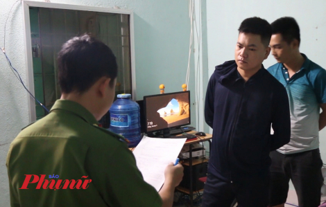 Triệt phá đường dây tín dụng đen 'khủng' ở Bình Phước, bắt giữ 10 đối tượng