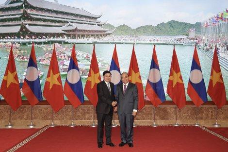Việt Nam - Lào phấn đấu tăng ít nhất 10% -15% kim ngạch thương mại năm 2020
