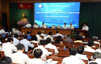Bí thư Thành ủy TPHCM Nguyễn Thiện Nhân: 'Tỷ lệ sinh thấp là do làm việc quá nhiều chứ không phải do lười đâu'