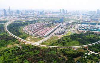 Sẽ chính thức công bố ranh quy hoạch 5 khu phố thuộc 3 phường tại Khu đô thị mới Thủ Thiêm