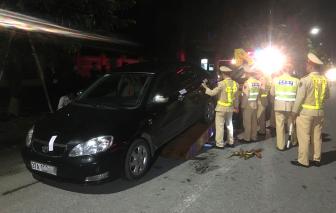 Lãnh đạo CSGT Nghệ An yêu cầu không 'nương tay' khi phạt tài xế sử dụng rượu bia