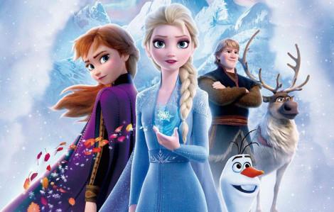 'Frozen 2' lập kỷ lục, 'Star wars: Rise of Skywalker' vượt doanh thu tỷ đô