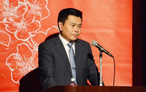 Giám đốc 500.com từ chức vì vụ bê bối sòng bạc ở Nhật