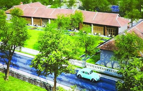 Tranh cãi quanh dự án resort nằm cạnh Hoàng thành Huế