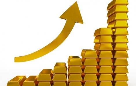 Giá vàng tăng phi mã, vượt mốc 44 triệu đồng/lượng