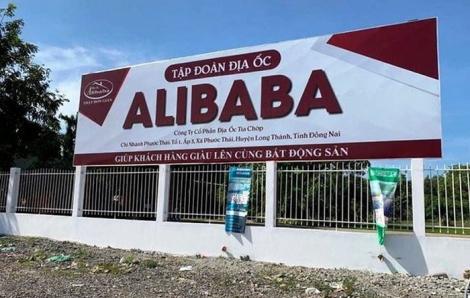 Rà soát trách nhiệm của cán bộ trong việc để Công ty Alibaba bán dự án 'ma'
