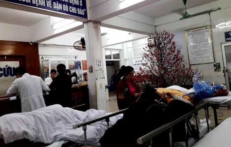 Cụ ông 81 tuổi chém cả nhà em gái, làm 3 người trọng thương