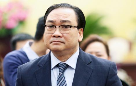 Đề nghị Bộ Chính trị kỷ luật ông Hoàng Trung Hải