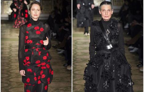 Ngành thời trang Anh sẽ mất 11 tỷ bảng nếu tiếp tục phớt lờ người cao tuổi