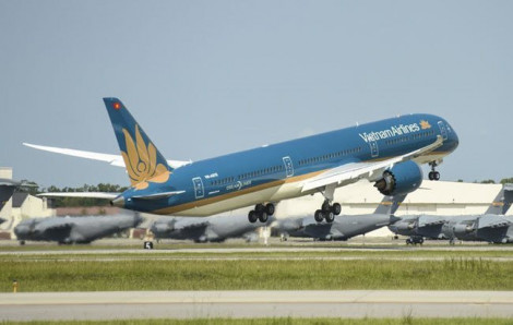 Vietnam Airlines điều chỉnh đường bay tránh xa khu vực chiến sự ở Trung Đông