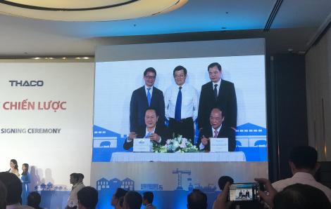 Thaco được khen 'dũng cảm' khi đầu tư vào Hùng Vương