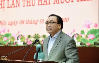 Bộ Chính trị kỷ luật cảnh cáo ông Hoàng Trung Hải và khiển trách ông Triệu Tài Vinh