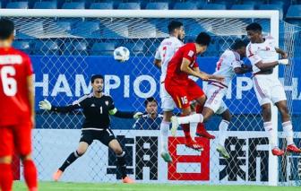 Việt Nam cầm hòa UAE trận mở màn vòng loại chung kết Giải U23 châu Á 2020