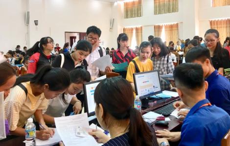 Dữ liệu về quá trình học tập của sinh viên sẽ phải công khai