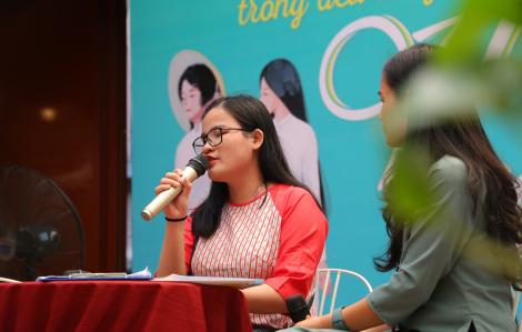 'Giấc mơ nơi thiên đường' của nữ sinh viên khiếm thị