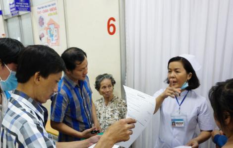 TPHCM: Bệnh viện sẽ bị chấm dứt hợp đồng nếu tiếp tục để thiếu thuốc bảo hiểm y tế