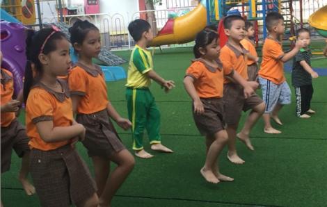 Trường mầm non Nhật Quỳnh phải giải trình khoản chi thu nhập tăng thêm
